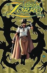 Lady Zorro #1 Cvr C Ltd Ed Pulp