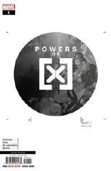 Powers Of X #1 (Of 6) 4th Ptg Silva Var
