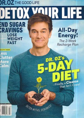 Dr Oz: The Good Life