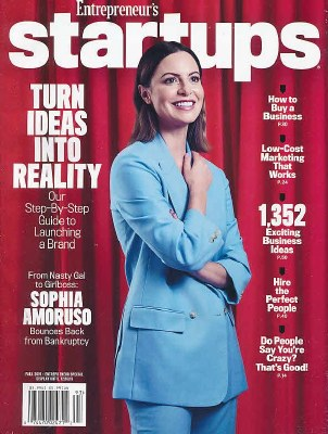 Entrepreneurs Start