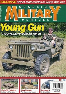 Classic Military Vehicle