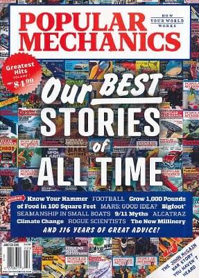 Popular Mechanics Subscription