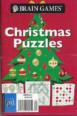 Brain Xmas Puzzles