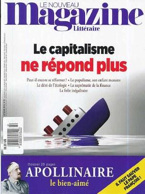 Nouveau Magazine Litteraire