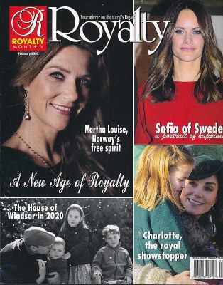 Royalty Monthly