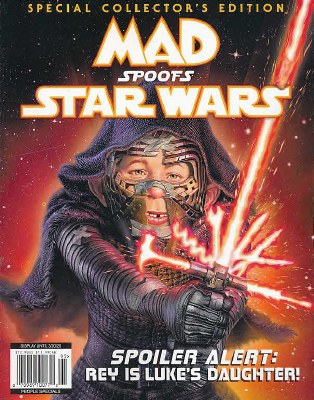 Mad Spoofs Star Wars