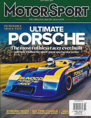 Motor Sport (British)