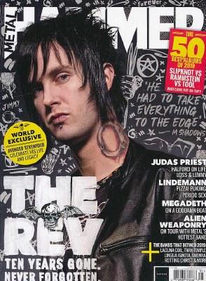 Metal Hammer Presents