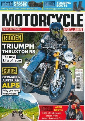Motorcycle Sport/Leisure