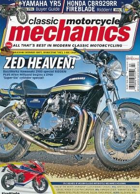 Classic Motorcycle Mechanics (UK)