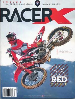Racer X Illus