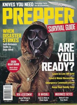 Prepper Survival Guidee