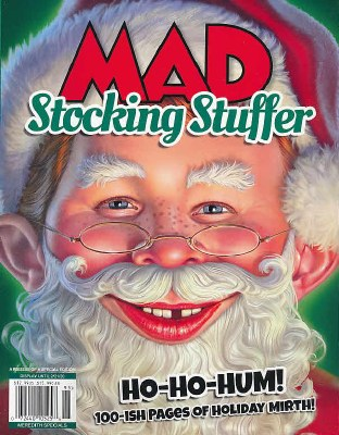 Mad: Stocking Stuffer Special