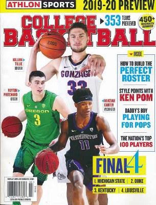 Athlon College Basketball