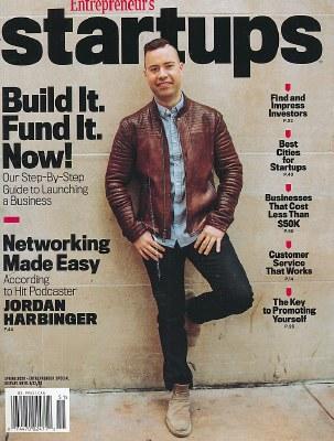 Entrepreneur Startup