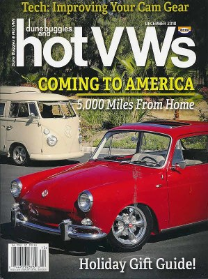 Dune Buggies & Hot VWs