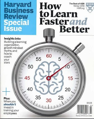 Harvard Business Review Special