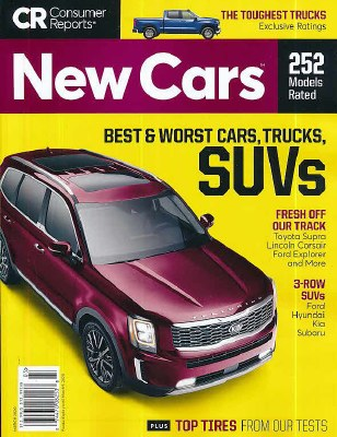 Consumer Reports Special