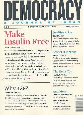 Democracy A Journal Of Ideas
