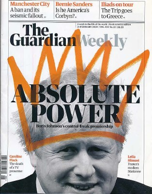 Guardian Weekly International