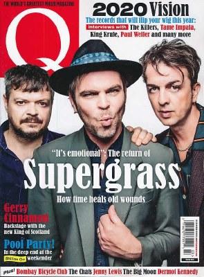 Q Magazine(UK)