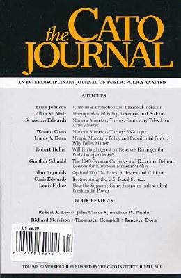Cato Journal