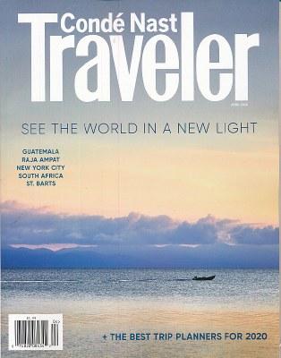 Conde Nast Traveler- Us