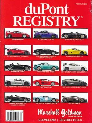 Dupont Registry - Fine Autos