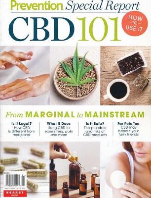 Prevention CBD 101