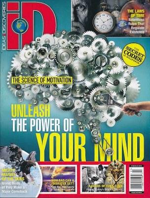 i-D Ideas & Discoveries