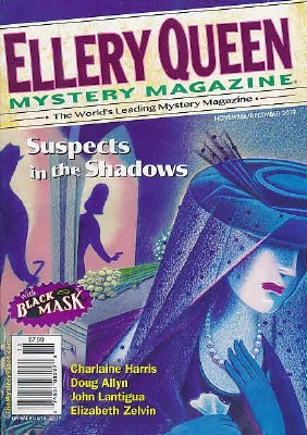 Ellery Queen Mystery Mag