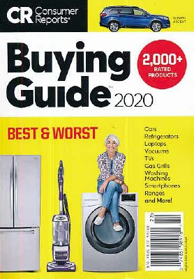 CR Buying Guide 2020