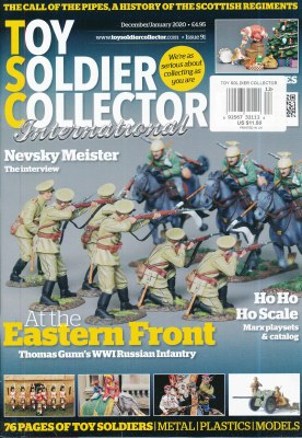 Toy Soldier Collector
