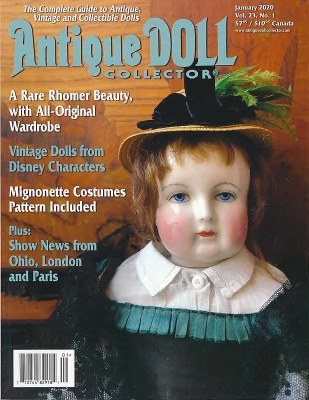 Antique Doll Collector