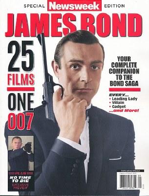 Newsweek: James Bond