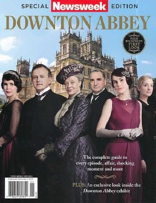 Newsweek: Downton Abbey