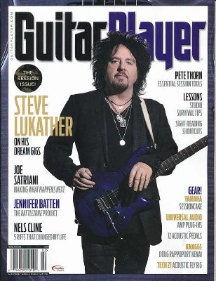 Guitar Player Subscription