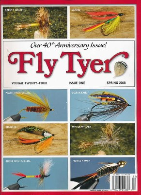 Fly Tyer Subscription