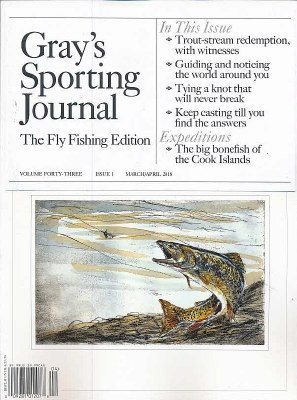 Gray's Sporting Journal Subscription