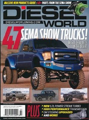Diesel World Subscription