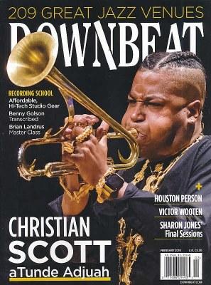 Downbeat Subscription