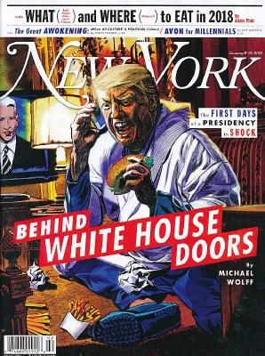 New York Magazine (Outside NY NJ CT) Subscription