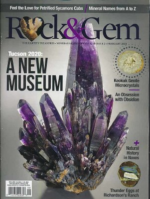 Rock & Gem Subscription