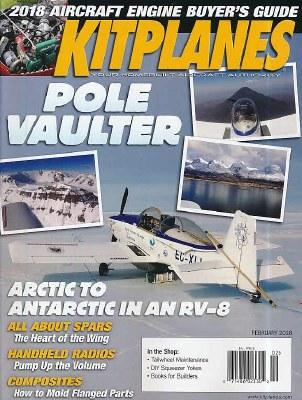 Kitplanes Subscription
