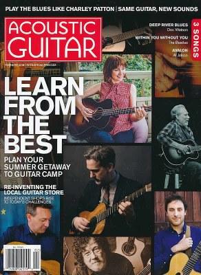 Acoustic Guitar Subscription