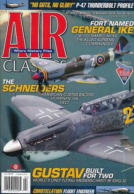 Air Classics Subscription