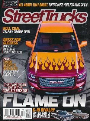 Street Trucks Subscription