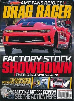 Drag Racer Subscription
