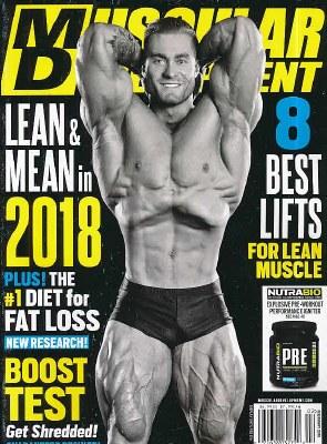 Muscular Development Subscription