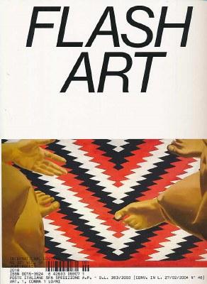 Flash Art International Subscription